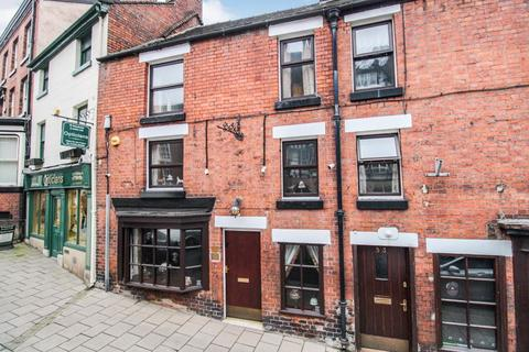 1 bedroom townhouse for sale - St. Edward Street, Leek, ST13