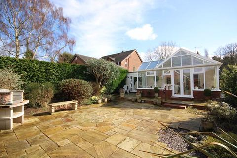 4 bedroom detached bungalow for sale - The Green, Barlaston, Stoke-On-Trent
