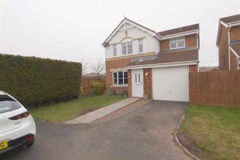 3 bedroom detached house for sale - Leyburn Court, Cramlington