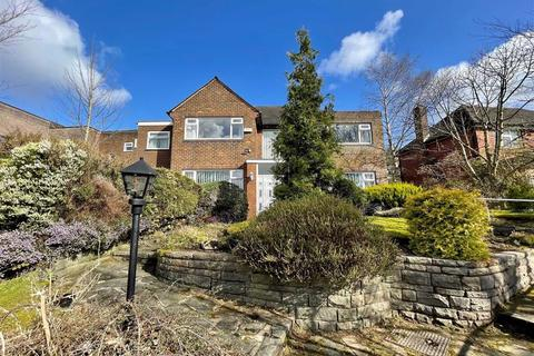 4 bedroom detached house for sale - Bury Old Road, Prestwich