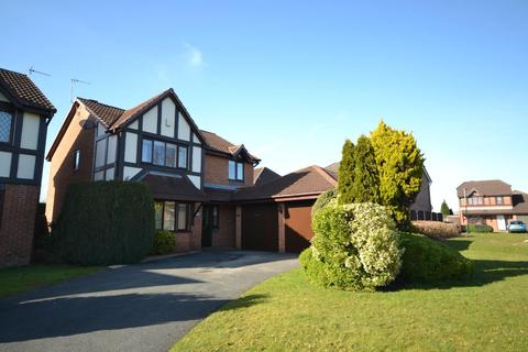 4 bedroom detached house for sale - Tunbridge Close, Great Sankey, Warrington