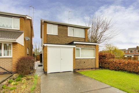 3 bedroom detached house for sale - Spindle View, Calverton, Nottinghamshire, NG14 6HF