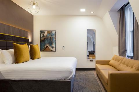 Studio to rent - Roomzzz Aparthotel, Corn Exchange