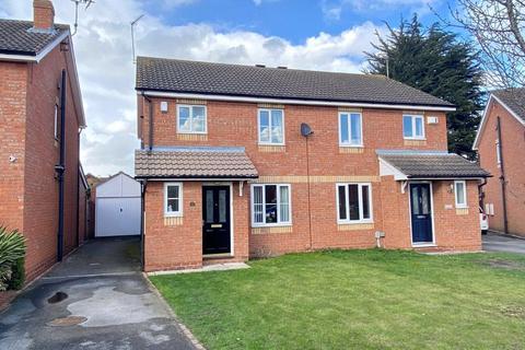 3 bedroom semi-detached house for sale - Nursery Court, Brough