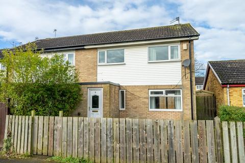 3 bedroom end of terrace house for sale - Rogers Court,  Acomb, York