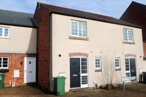 2 bedroom townhouse to rent - Nine Riggs Square, Birstall, Leicester