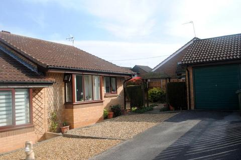 2 bedroom semi-detached house for sale - Quantock Rise, Shepshed, Loughborough