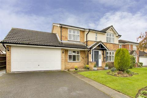 4 bedroom detached house for sale - Crosslands Meadow, Colwick, Nottinghamshire, NG4 2DJ