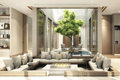 4 bedroom villa - Frond G, Palm Jumeirah