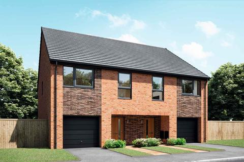 4 bedroom semi-detached house for sale - Plot 16, The Gibside at Gibside Chase, Sherburn Green, Rowlands Gill NE39