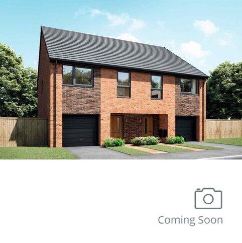 4 bedroom semi-detached house for sale - Plot 17, The Gibside at Gibside Chase, Sherburn Green, Rowlands Gill NE39