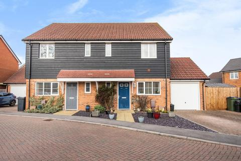 3 bedroom semi-detached house for sale - Beam Close, Yapton, Arundel, BN18
