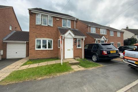 3 bedroom detached house for sale - Dukes Road, Old Dalby, Melton Mowbray, LE14