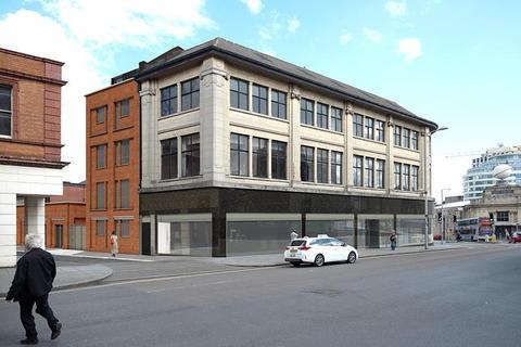 Studio to rent - Flat 14, The Gas Works, 1 Glasshouse Street, NOTTINGHAM NG1 3BA