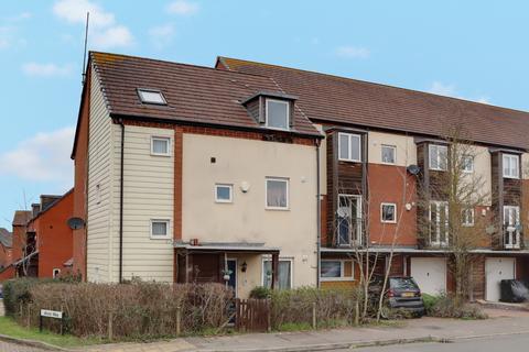 5 bedroom end of terrace house for sale - Walker Avenue, Milton Keynes