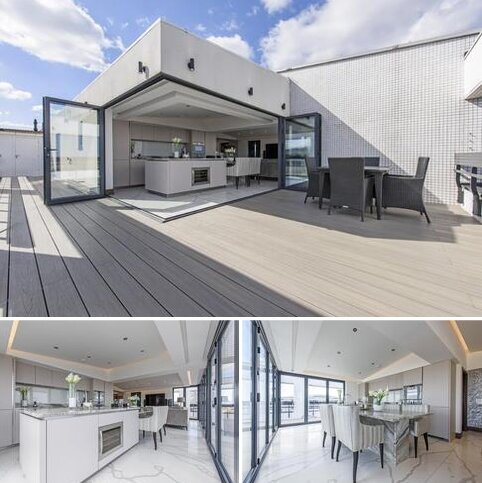 2 bedroom flat for sale - PENTHOUSE - The Water Gardens, London.
