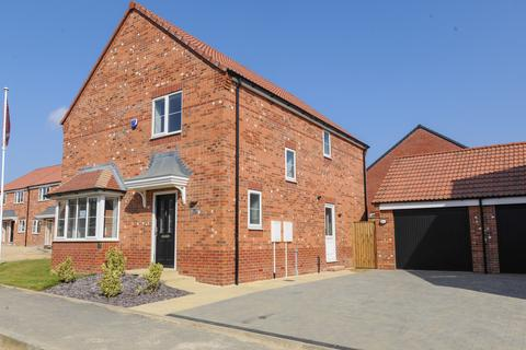 4 bedroom detached house for sale - Plot 47, Scarsdale Green, Bolsover, S44
