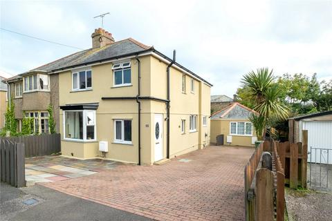 4 bedroom semi-detached house for sale - Tencreek Avenue, Penzance, Cornwall, TR18