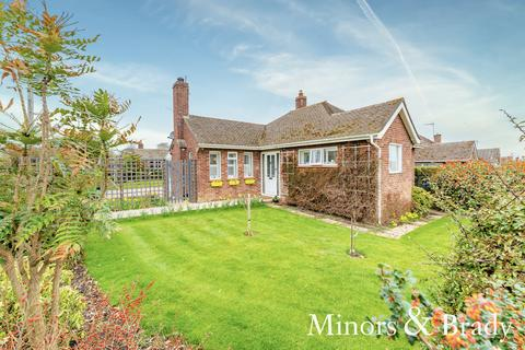 2 bedroom detached bungalow for sale - Dixon Drive, Lowestoft
