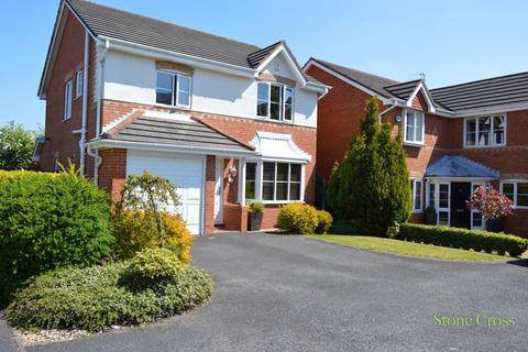 4 bedroom detached house for sale - Brambling Way, Lowton, Warrington, WA3 2GS