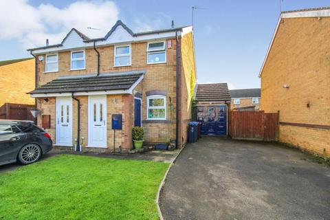 2 bedroom semi-detached house for sale - Irvine Road, Werrington, ST9