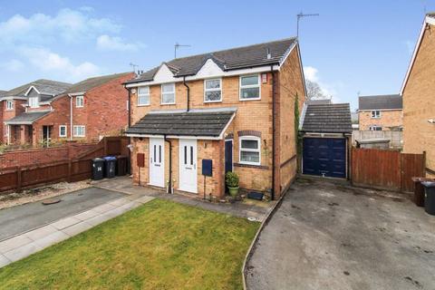 2 bedroom semi-detached house for sale - Irvine Road, Werrington, ST9