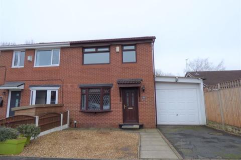 3 bedroom semi-detached house to rent - Langland Close, Callands, WA5