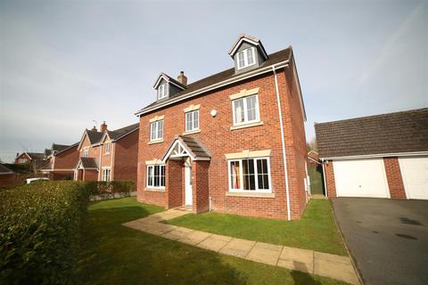 5 bedroom detached house for sale - Pool Meadow Close, Bomere Heath, Shrewsbury
