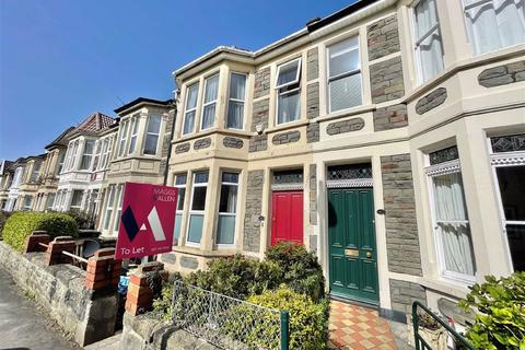 4 bedroom terraced house to rent - St Albans Road, Westbury Park, Bristol