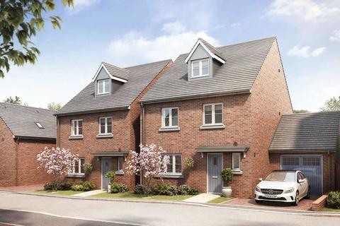 5 bedroom detached house for sale - Plot 44, The Ripley at Sandrock, Gypsy Hill Lane EX1