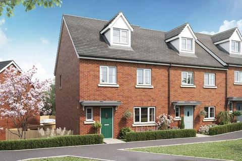 5 bedroom semi-detached house for sale - Plot 214, The Ripley at Tithe Barn, Tithebarn Link Road, Exeter, Devon EX1