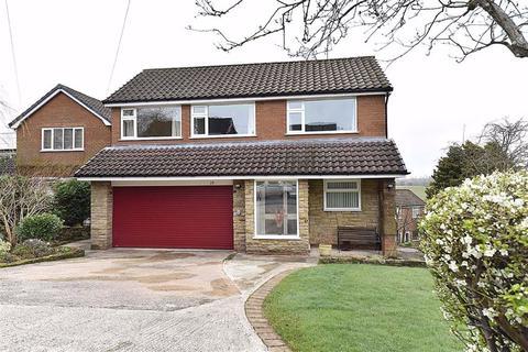 4 bedroom detached house for sale - Springbank, Bollington