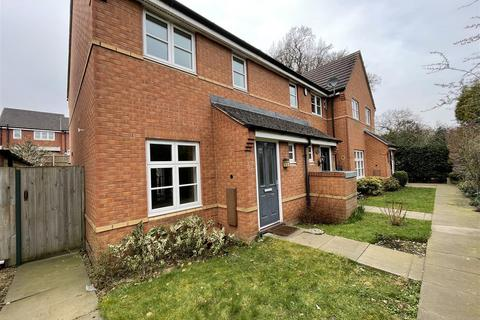 2 bedroom terraced house to rent - Wavers Marston, Marston Green