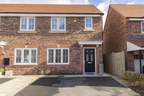 2 bedroom townhouse for sale - School House Way, Newbold, Chesterfield