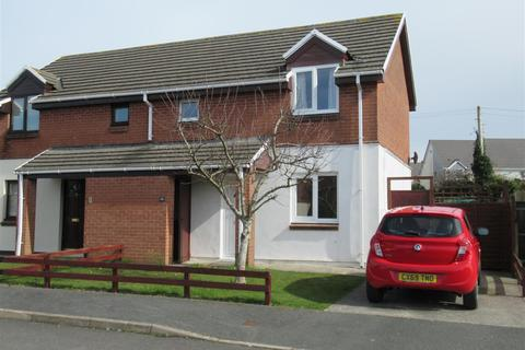 2 bedroom semi-detached house for sale - 10 Bro Stinian, Fishguard