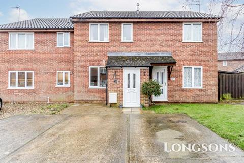 3 bedroom terraced house for sale - Grove Close, Scarning