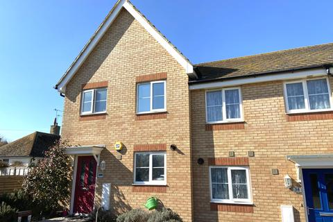 3 bedroom end of terrace house for sale - Westview Close, Peacehaven BN10
