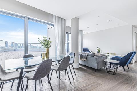 3 bedroom flat for sale - No 3, 8 Cutter Lane, Upper Riverside, Greenwich Peninsula, SE10