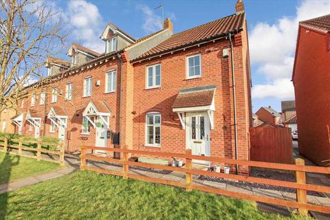 3 bedroom semi-detached house for sale - Warren Lane, Witham St. Hughs, Witham St Hughs