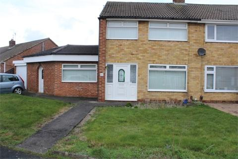 3 bedroom semi-detached house for sale - Lingfield Drive, Eaglescliffe, Stockton-on-Tees, Durham