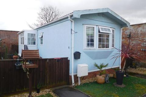 1 bedroom park home for sale - The Walled Gardens, Newport Park, Exeter