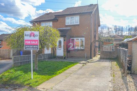 2 bedroom semi-detached house for sale - Royston Croft, Owlthorpe, Sheffield, S20