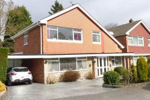 5 bedroom detached house for sale - Poplar Rise, Little Aston, Sutton Coldfield, B74 4HT