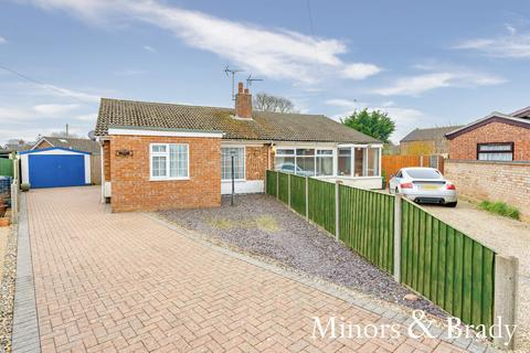 2 bedroom semi-detached bungalow for sale - Leona Crescent, Carlton Colville