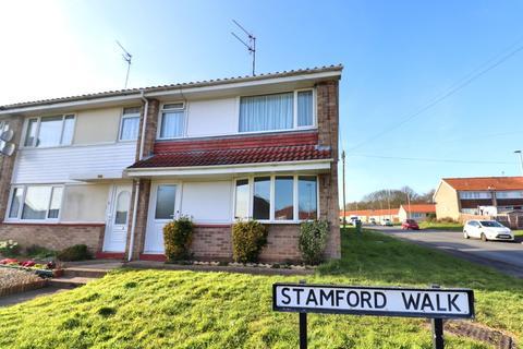 3 bedroom end of terrace house for sale - Stamford Walk, Bridlington