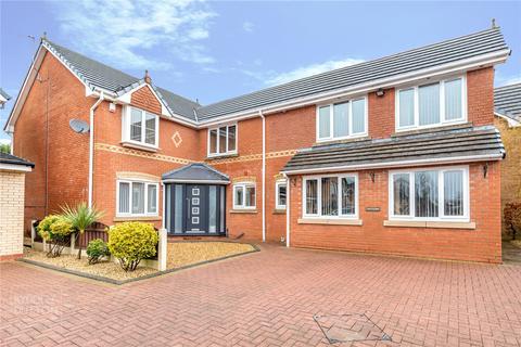 6 bedroom detached house for sale - Wrenbury Drive, Burnedge, Rochdale, OL16