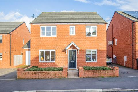 4 bedroom detached house for sale - 4 St. George Way, Newport, TF10