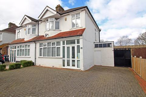 3 bedroom semi-detached house for sale - Norman Avenue, South Croydon, Surrey, CR2 0QE