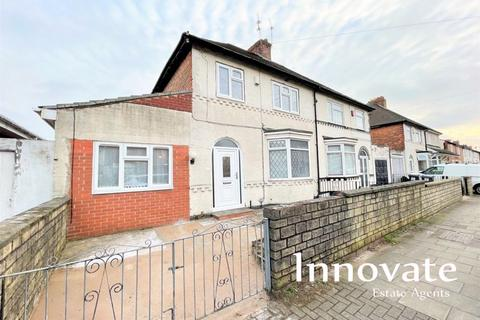 3 bedroom semi-detached house to rent - Alexandra Road, Birmingham