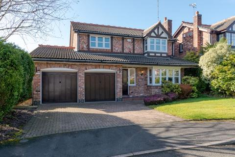 4 bedroom detached house to rent - Mossdale Avenue, Bolton
